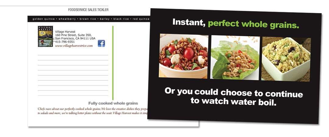 Foodservice Sales Tickler