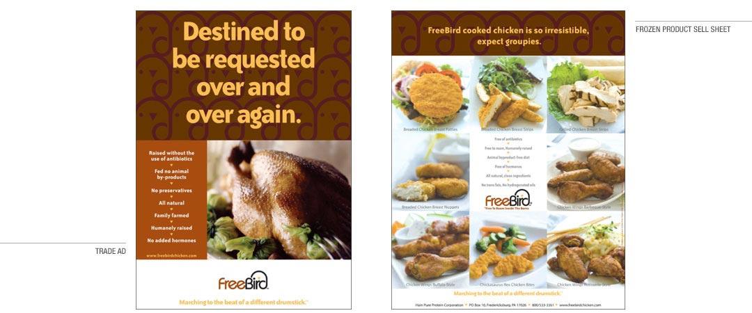 Trade Ad and Sell Sheet